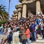 visita di istruzione Barcellona