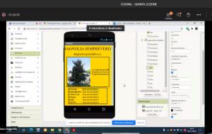 Mappiamo il parco della scuola con una App